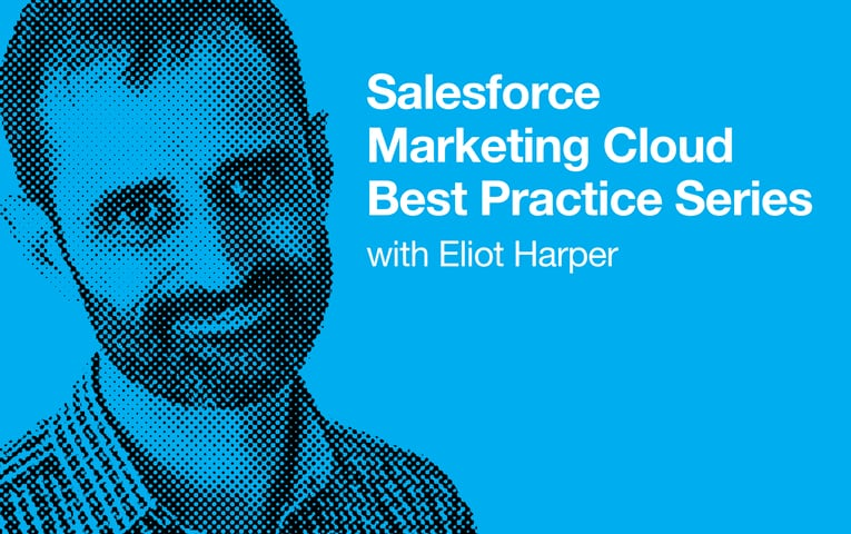 Salesforce Marketing Cloud Best Practice Series