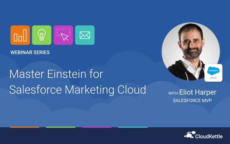 Mastering Einstein for Salesforce Marketing Cloud